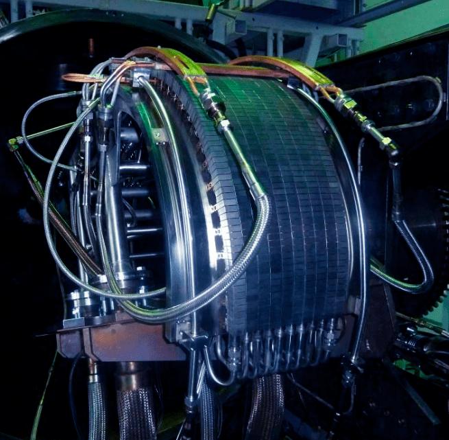 Prototipo divertore ITER