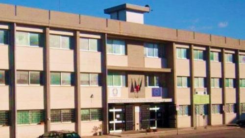 Immagine edificio scuola secondaria di secondo grado IISS Pietro Sette